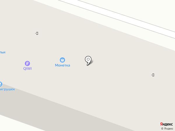 Пивной штаб на карте