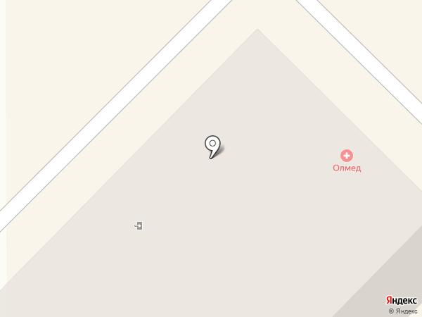 Автомагазин деталей для ГАЗ на карте