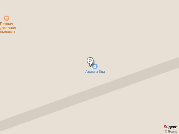 VRoom на карте