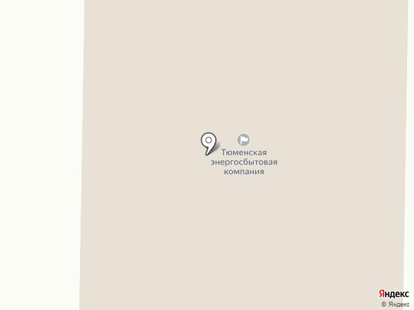ТЭК на карте
