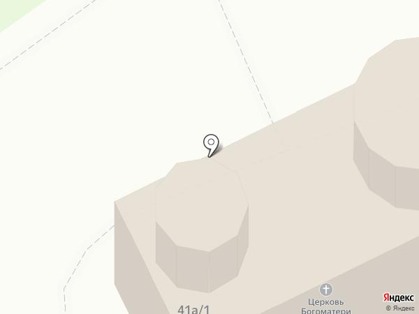Храм в честь Порт-Артурской иконы Божией Матери Торжество Пресвятой Богородицы на карте