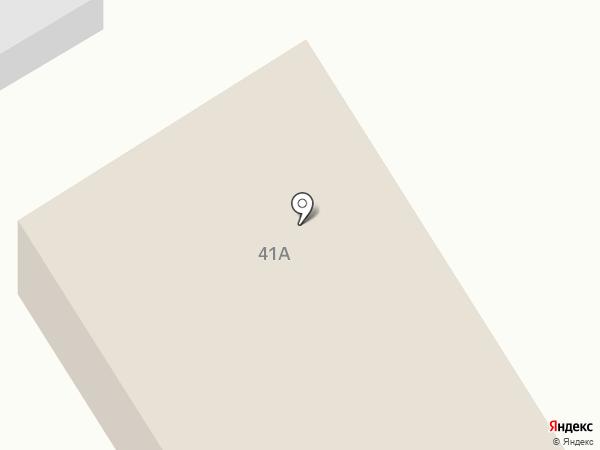 Твой офис на карте