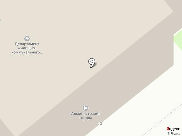 Избирательная комиссия Курганской области на карте