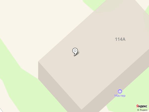 АЗ-Комплект на карте