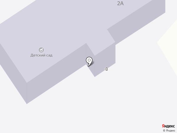Большечаусовский детский сад на карте