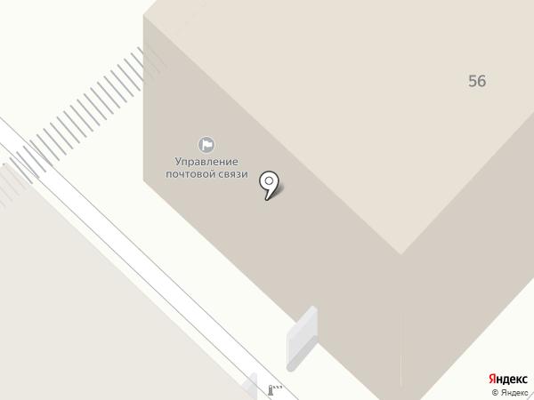 Абрис ЗМК на карте
