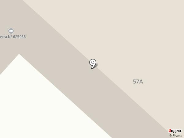 Картинг-Холл на карте