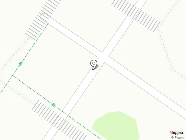 Ожогино на карте