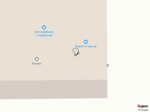 Тренд-Авто на карте