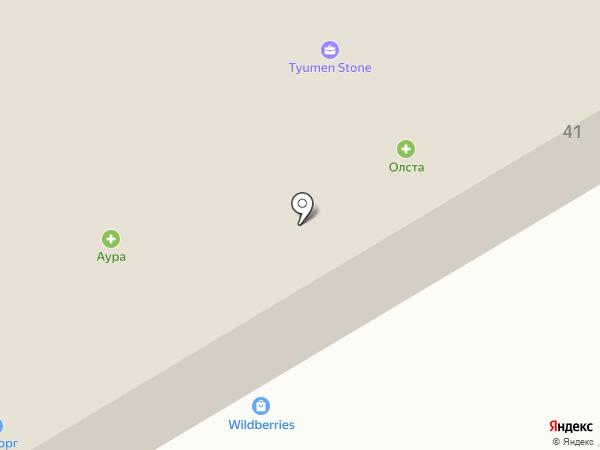 Кадры на карте