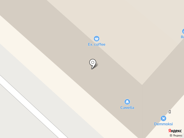 ROM на карте
