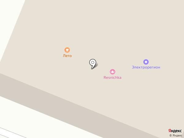 Алгоритм на карте