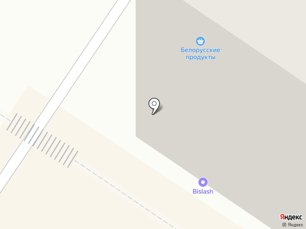 Ириска на карте