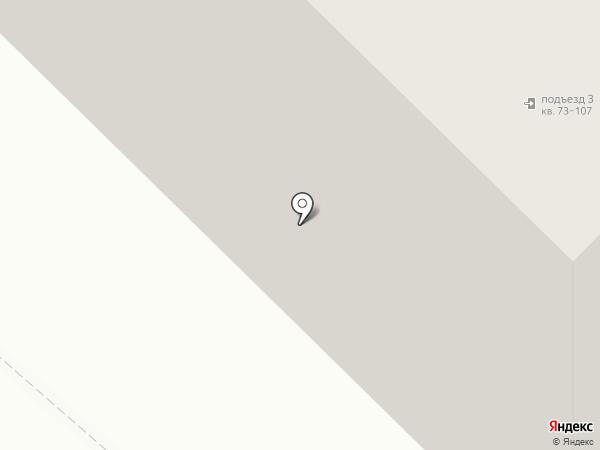 Аква-турс на карте