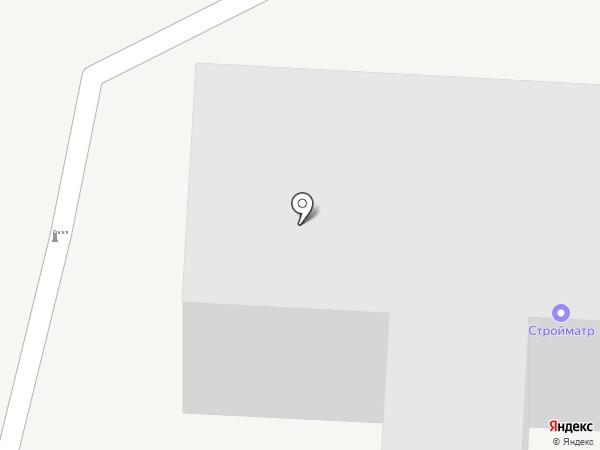 Вентс-Тюмень на карте
