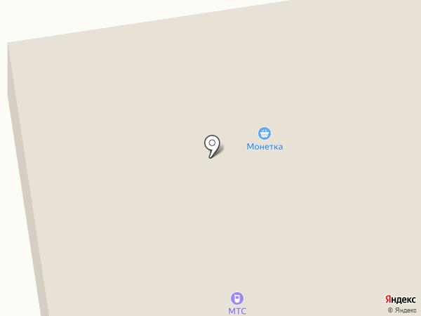 ФастФинанс на карте