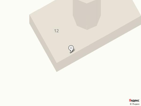 Мечеть на карте