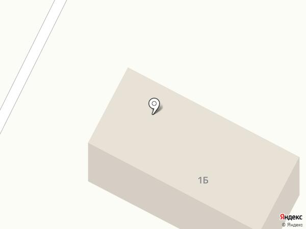 Борковское, ПО на карте