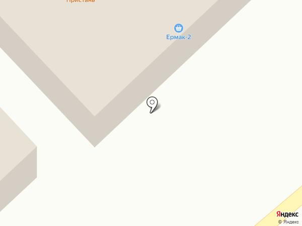 Парикмахерская на ул. Мичурина на карте