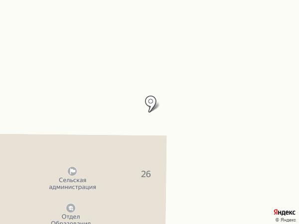 Администрация Памятнинского сельского поселения на карте