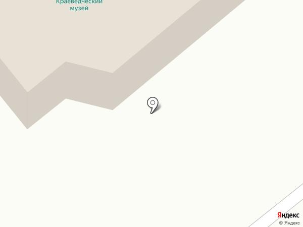 Ялуторовский музейный комплекс на карте