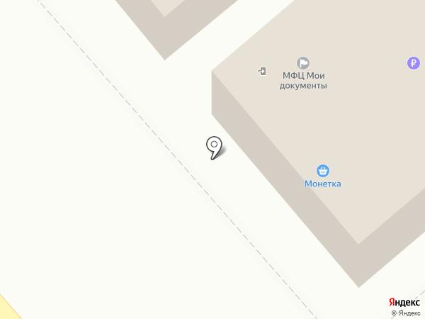 Магазин по продаже цветов на ул. Ленина на карте