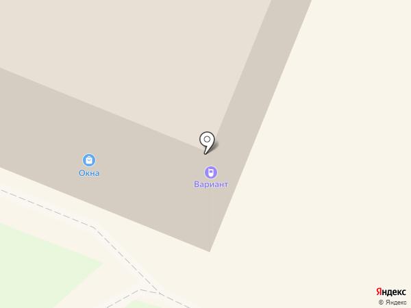 Тюменская транспортная система на карте