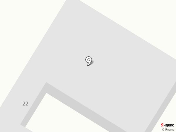 ЮМА на карте
