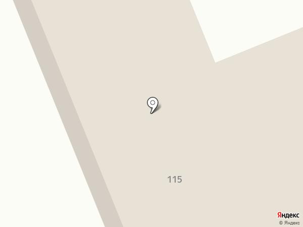 Автомастер+ на карте