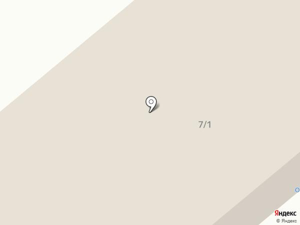 ОптШинторг на карте
