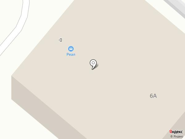 СТО на ул.Знаменской на карте