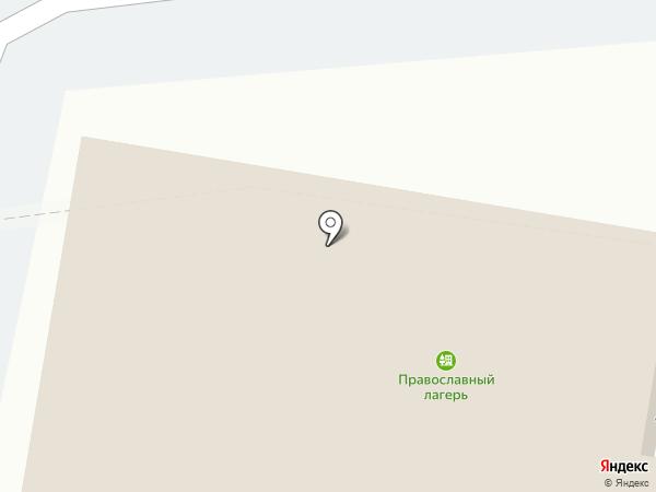 Абалак на карте