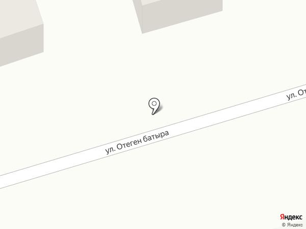 Шынгыс на карте