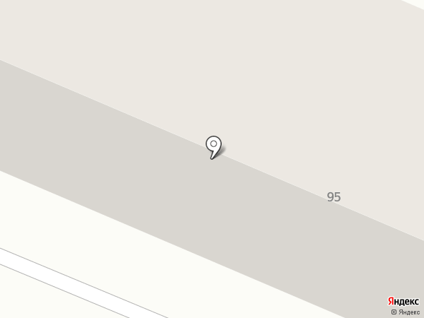 Антилопа Гну на карте