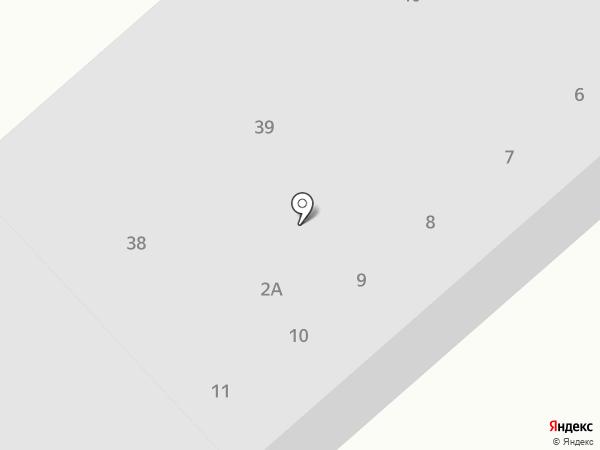 Колёсный ряд на карте