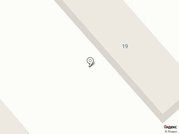 Дамир на карте