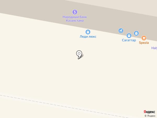 Спортмастер на карте