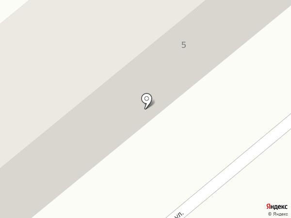 Актасский поселковый отдел полиции ОВД г. Сарани на карте