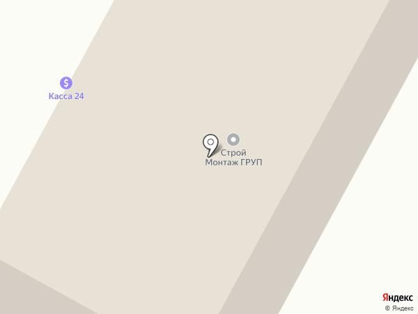 Семерка на карте