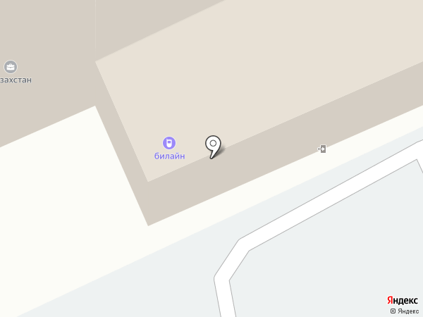 Linsat, ТОО на карте