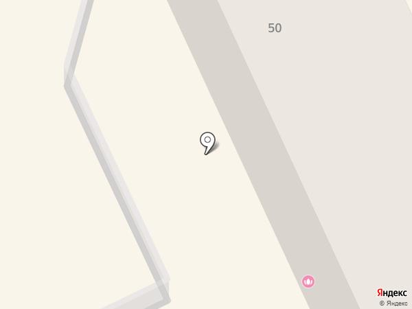 В квартире на карте