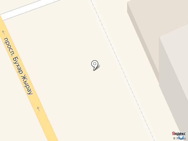 Finbox, ТОО на карте