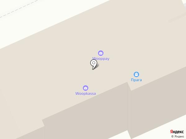 Изумруд на карте