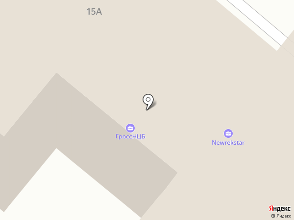 NewRekstar на карте
