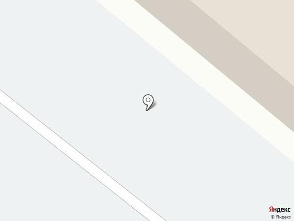 Мецгер на карте