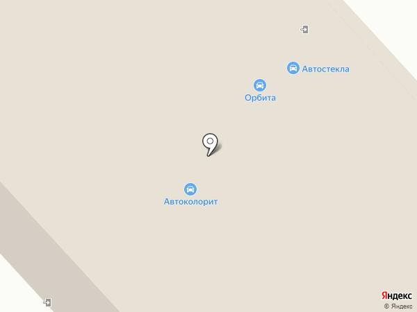 СӘТ на карте