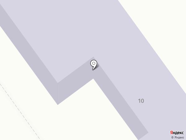 Горячеключевской детский сад на карте