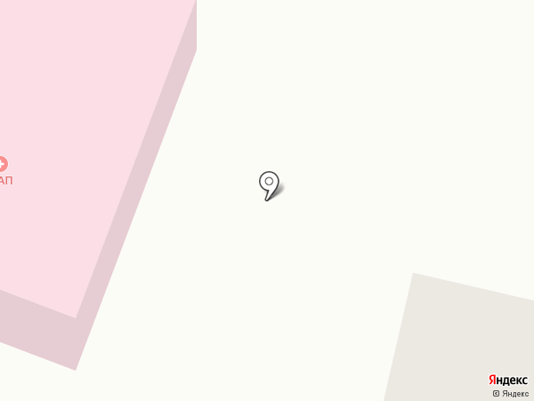 Новотроицкий фельдшерско-акушерский пункт на карте