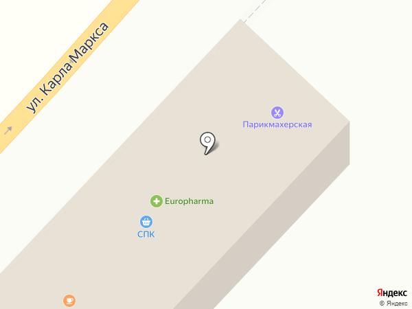 Гарант KZ, ТОО на карте