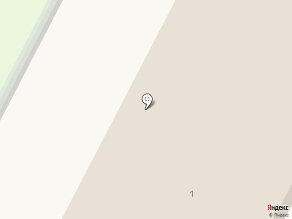 авто-НИКА на карте